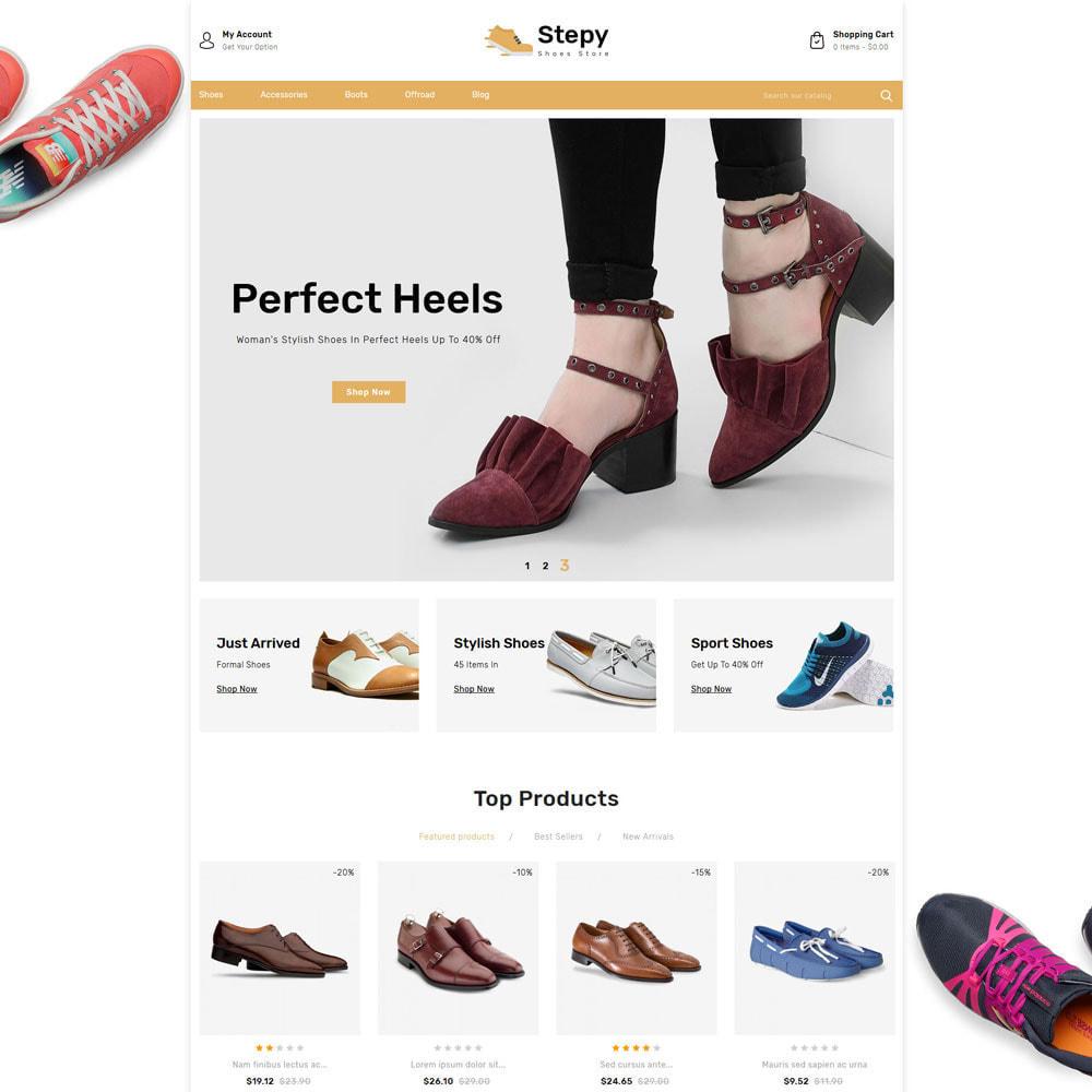 theme - Moda & Obuwie - Stepy - Shoes Store - 2