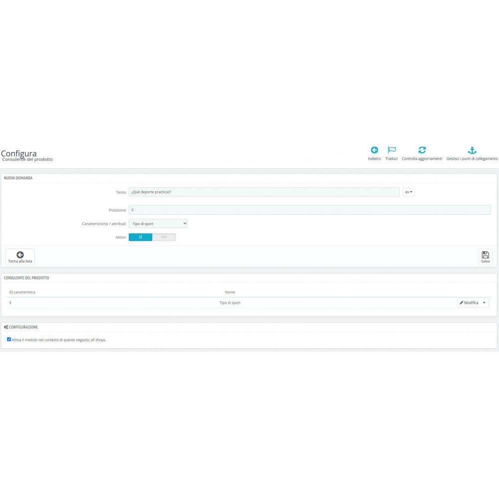 module - Cross-selling & Product Bundle - Consulente del prodotto - 4
