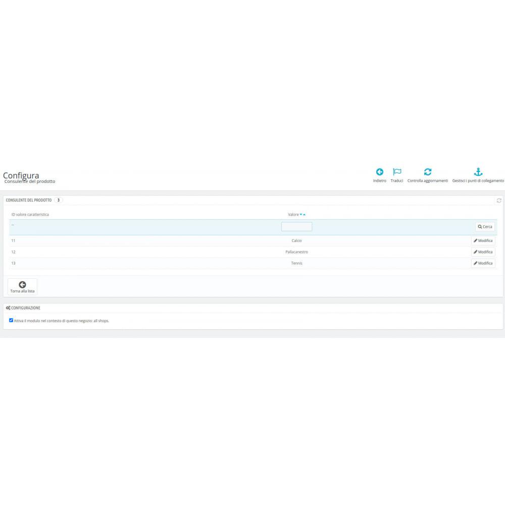 module - Cross-selling & Product Bundle - Consulente del prodotto - 5