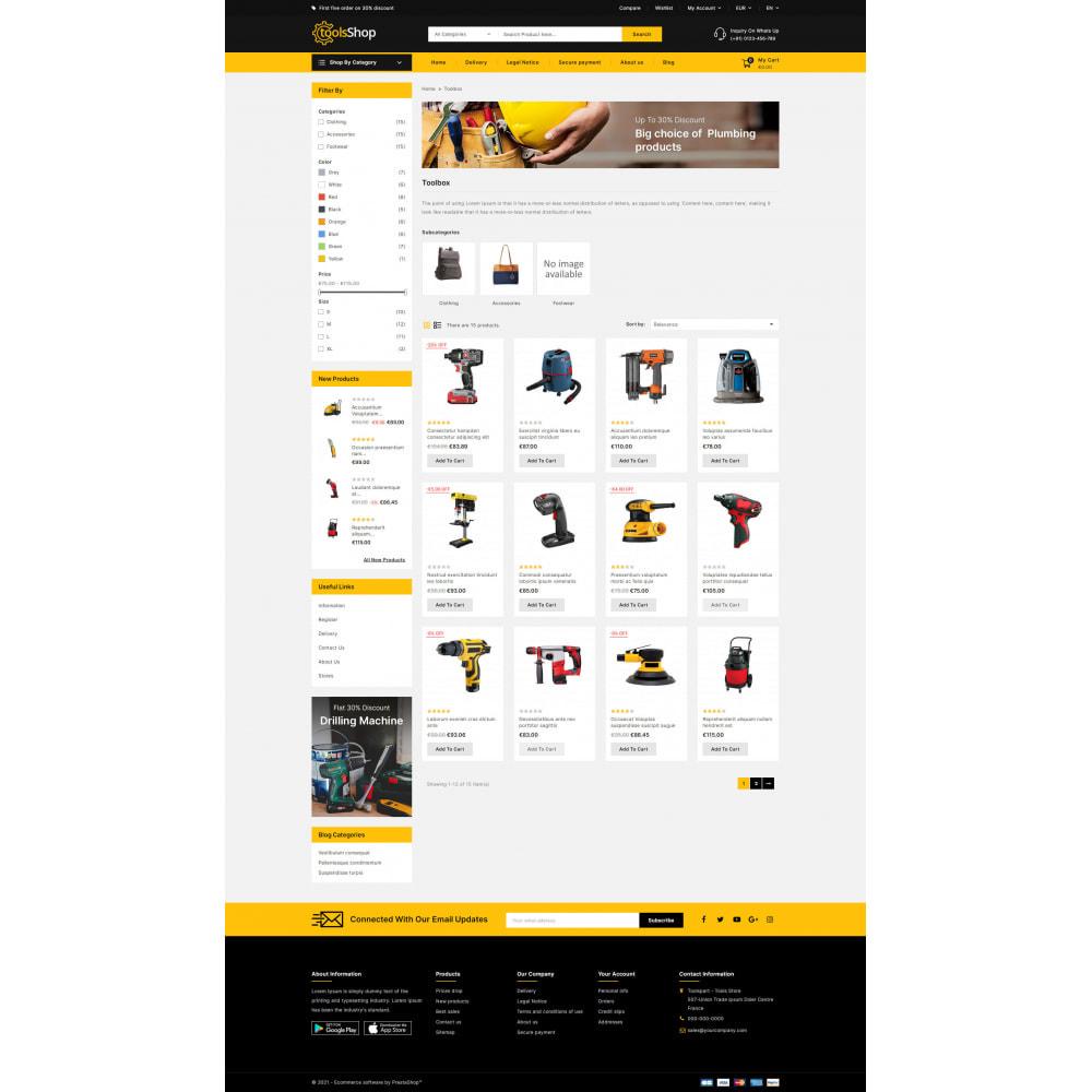 theme - Auto & Moto - Tools Shop - Best Tools Store - 4