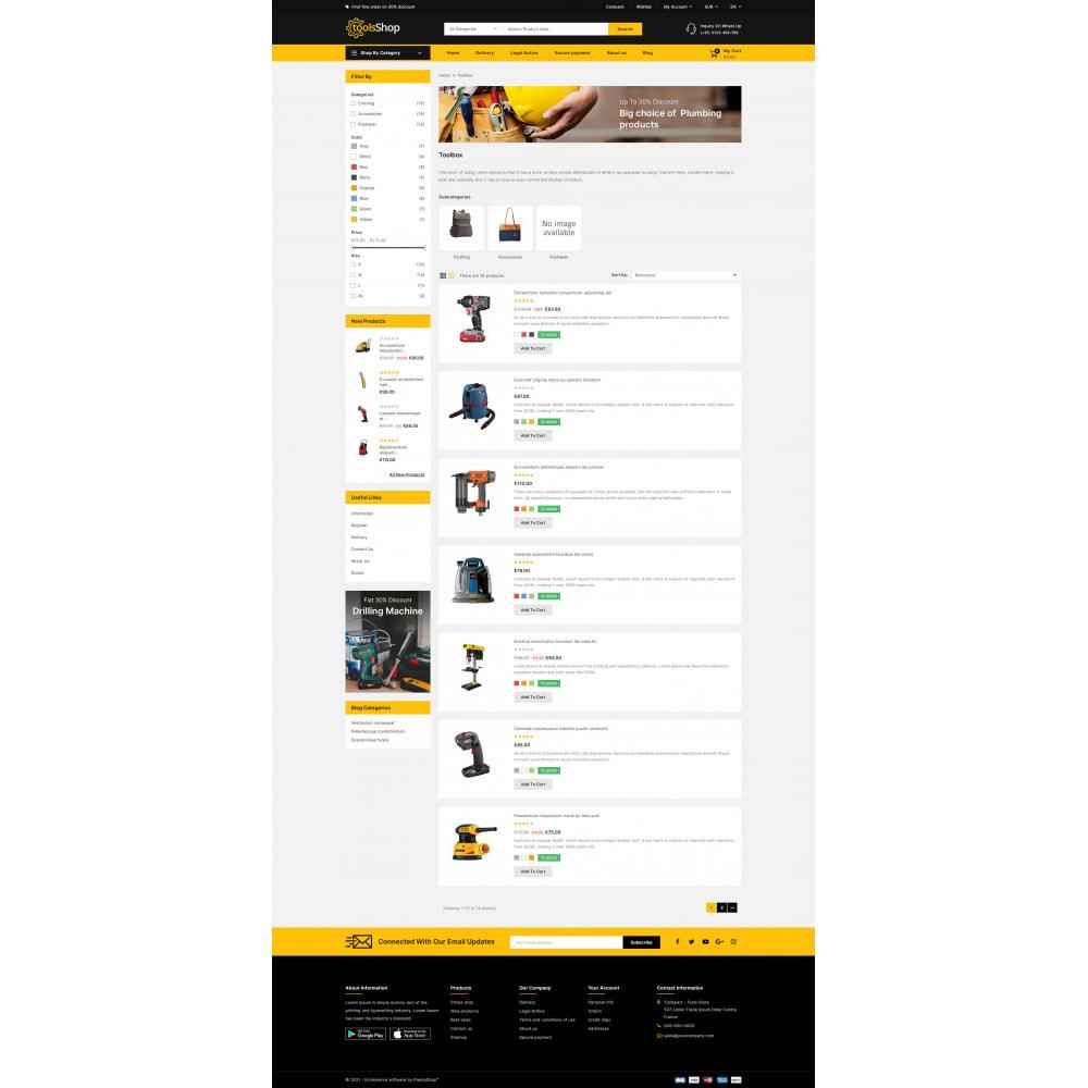 theme - Auto & Moto - Tools Shop - Best Tools Store - 5
