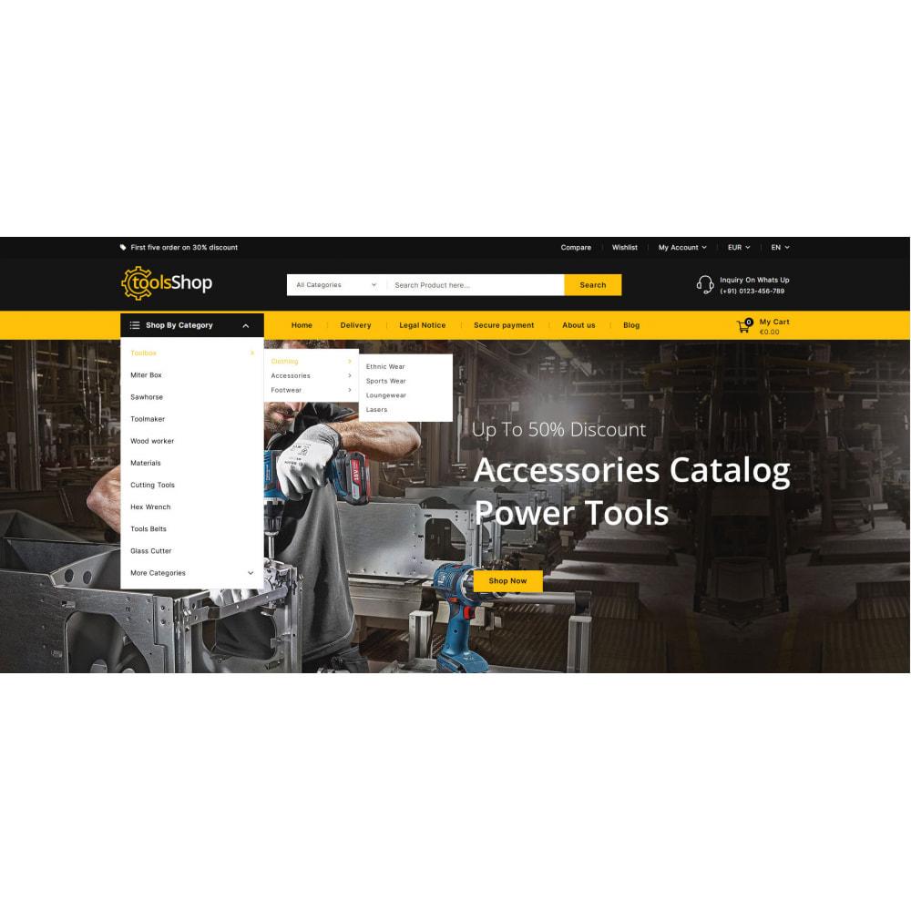 theme - Auto & Moto - Tools Shop - Best Tools Store - 7