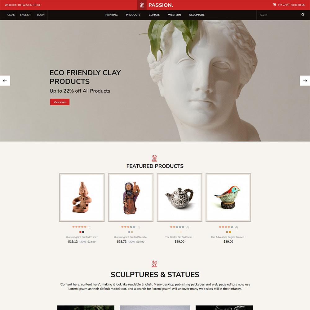 theme - Arte & Cultura - Passion Art  - Paint  Handcraft Statue Store - 2