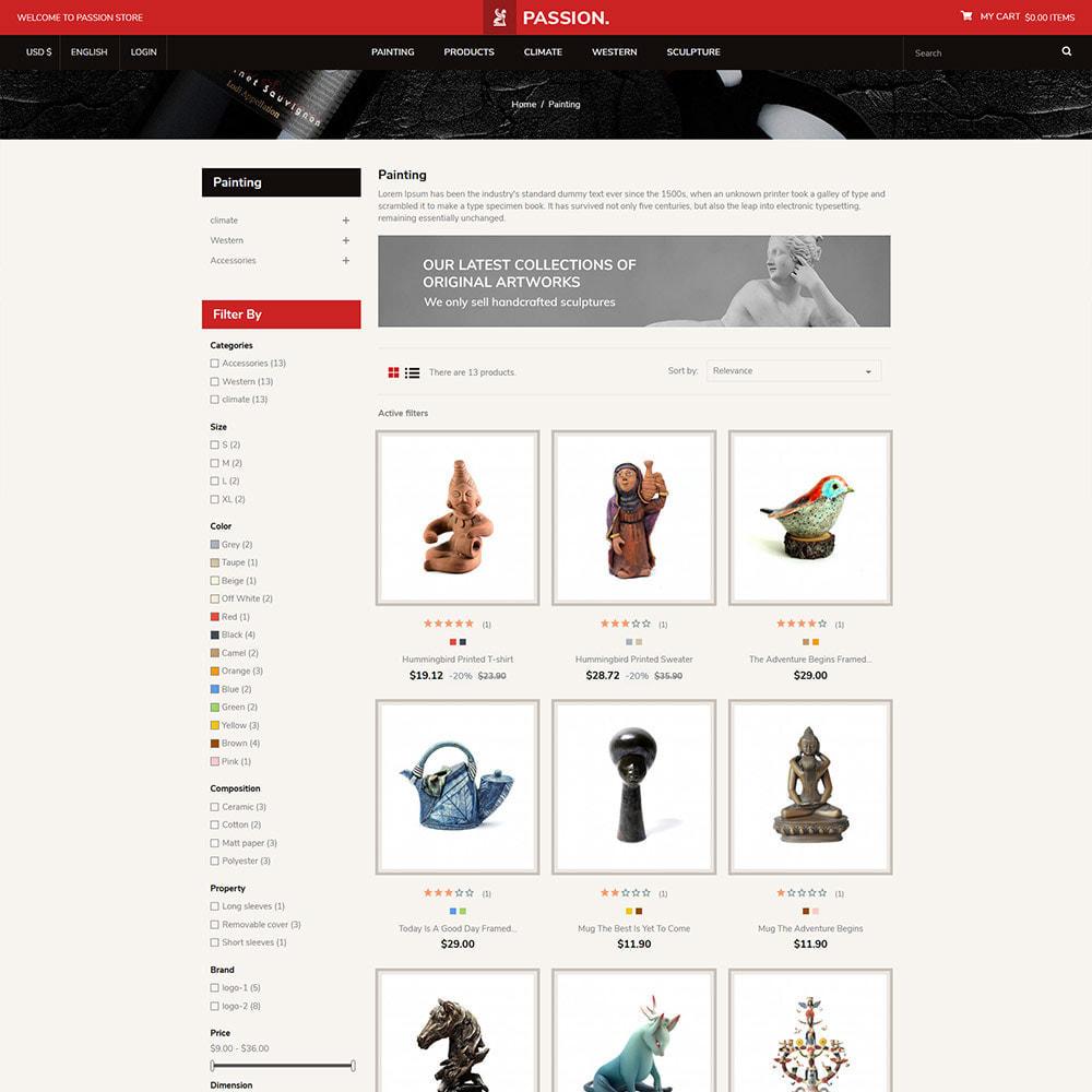 theme - Arte & Cultura - Passion Art  - Paint  Handcraft Statue Store - 3