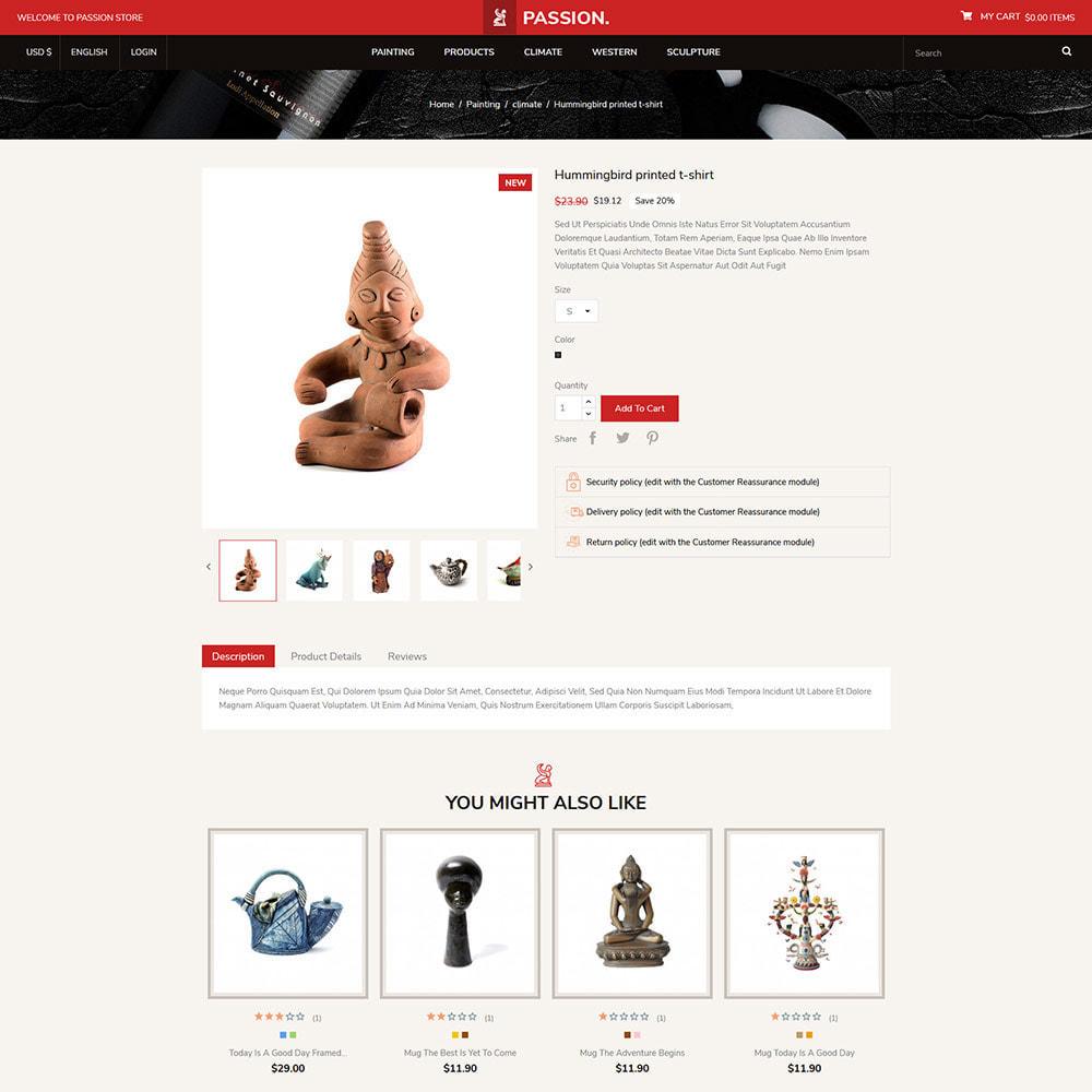 theme - Arte & Cultura - Passion Art  - Paint  Handcraft Statue Store - 5