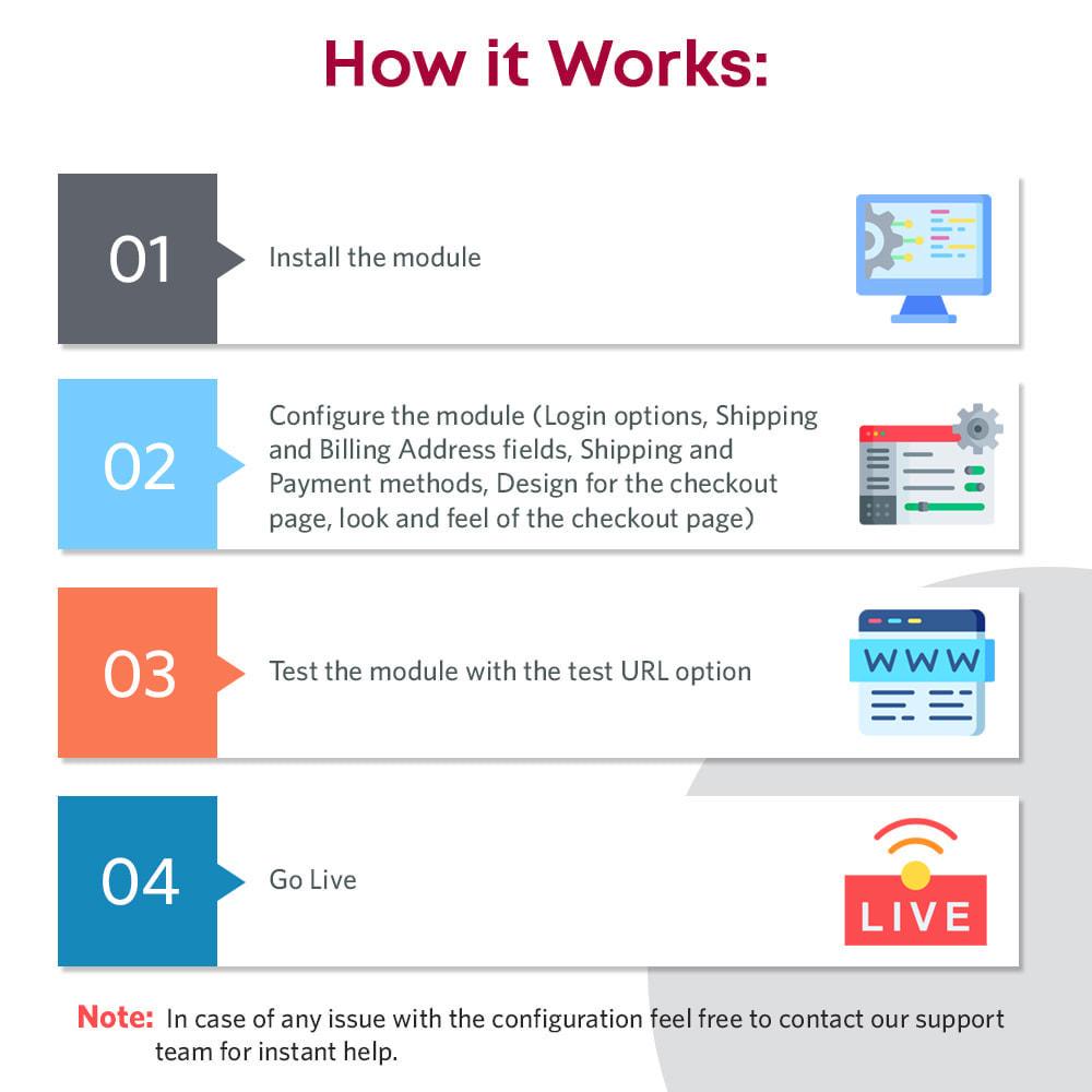 module - Bestelproces - One Page Checkout, Social Login & Mailchimp - 3