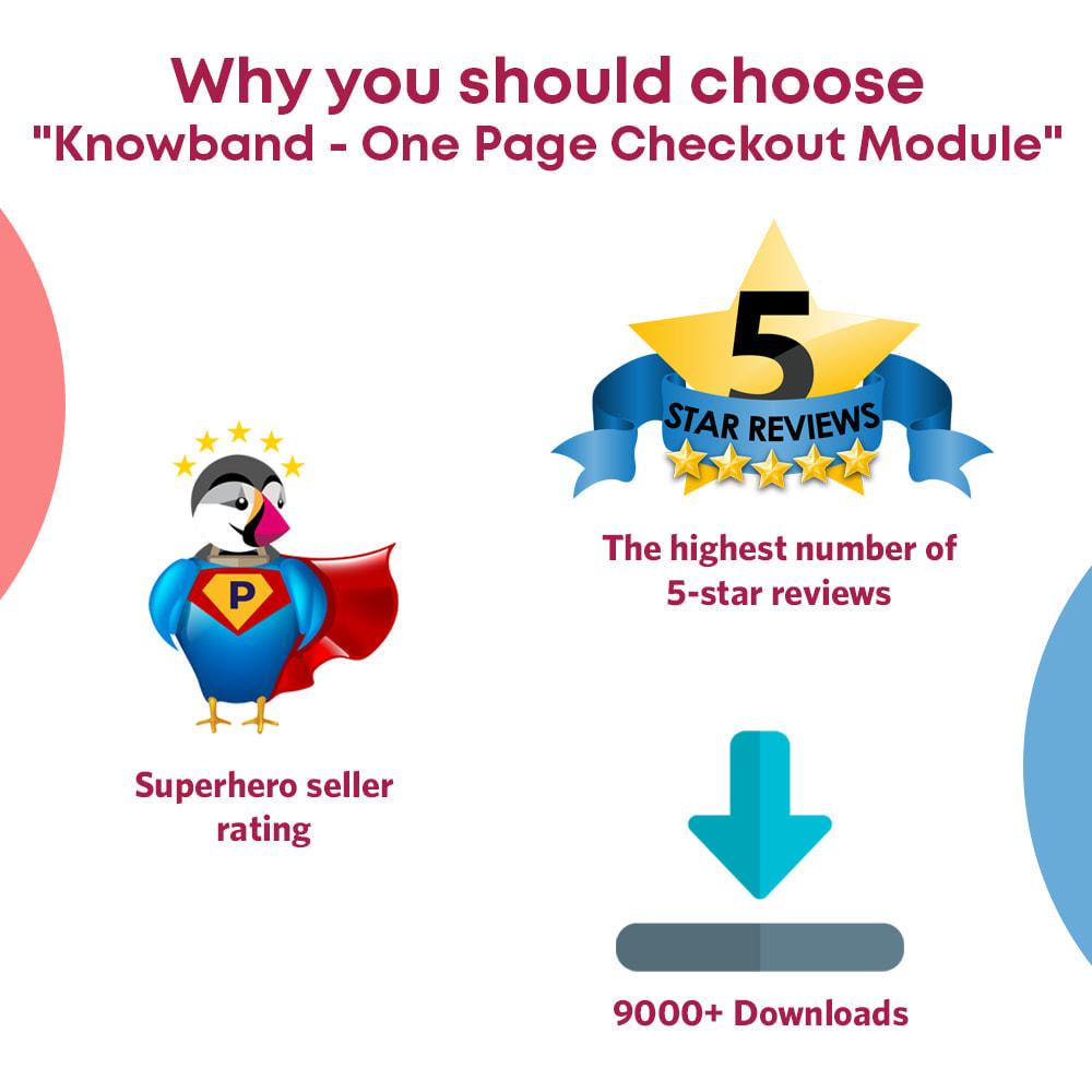 module - Bestelproces - One Page Checkout, Social Login & Mailchimp - 5