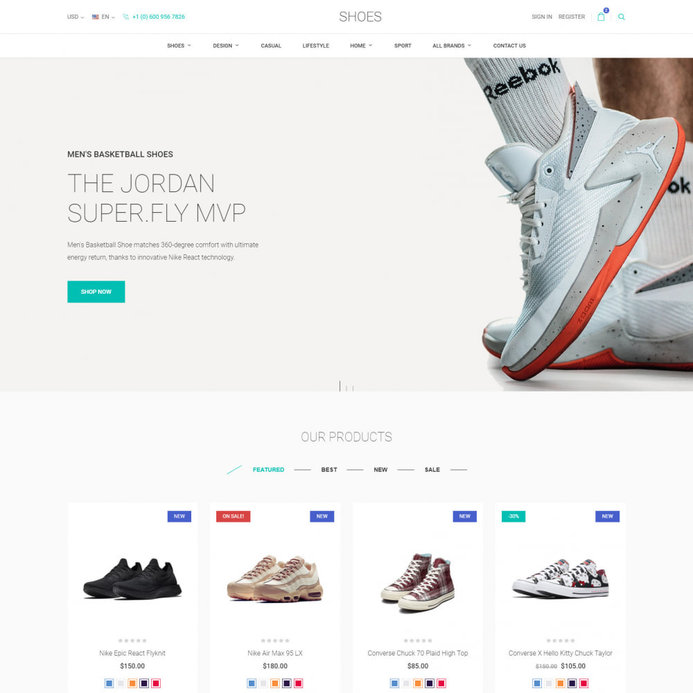 theme - Mode & Chaussures - World Footwear - Magasin de Chaussures - 2