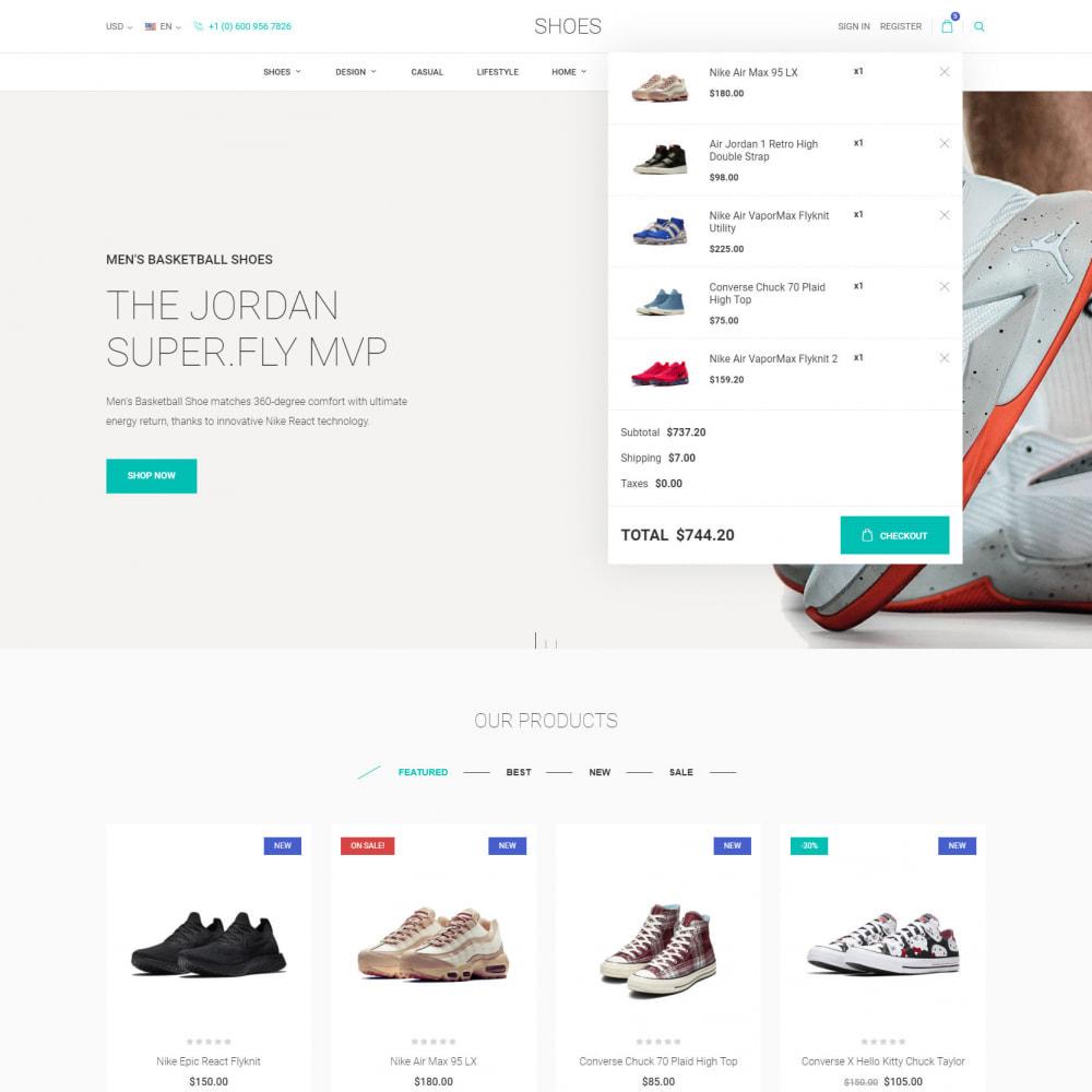 theme - Moda & Calçados - World Footwear - Loja de Sapatos - 7