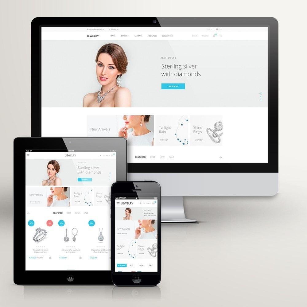 theme - Biżuteria & Akcesoria - Jewelry - Sklep z Biżuterią Online - 3