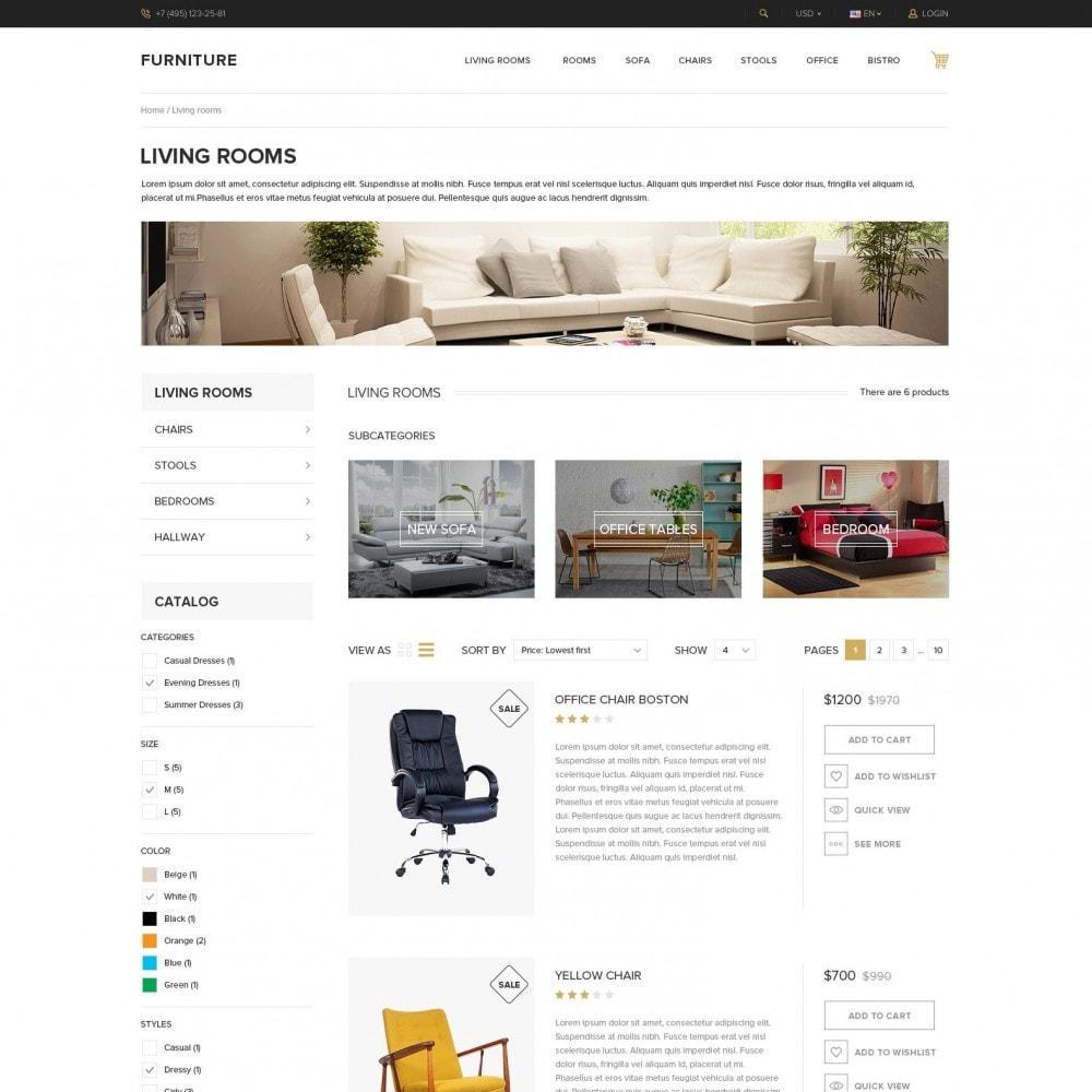 theme - Casa & Giardino - Interior - Negozio di Mobili - 4