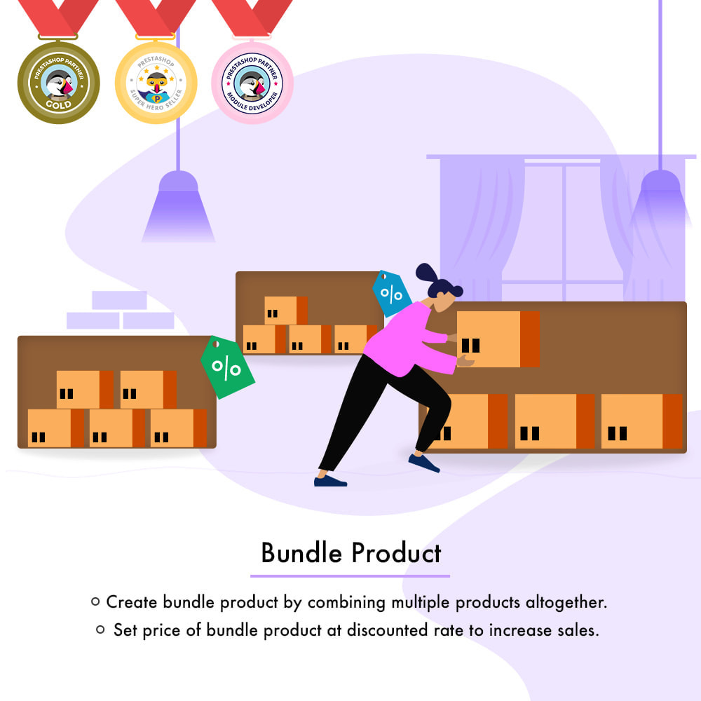 module - Cross-selling & Product Bundle - Bundle Product | Pack Products - 1