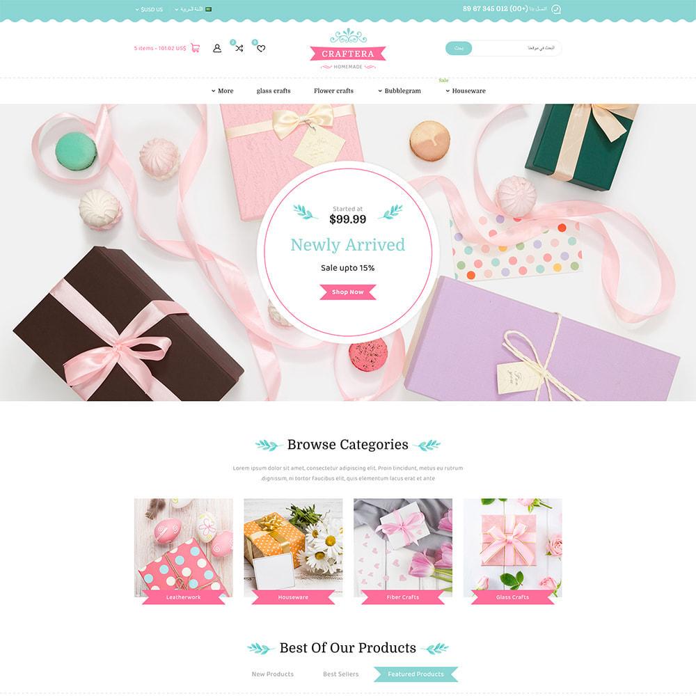 theme - Regalos, Flores y Celebraciones - Carftera - Gifts Flowers Celebrations Store - 3