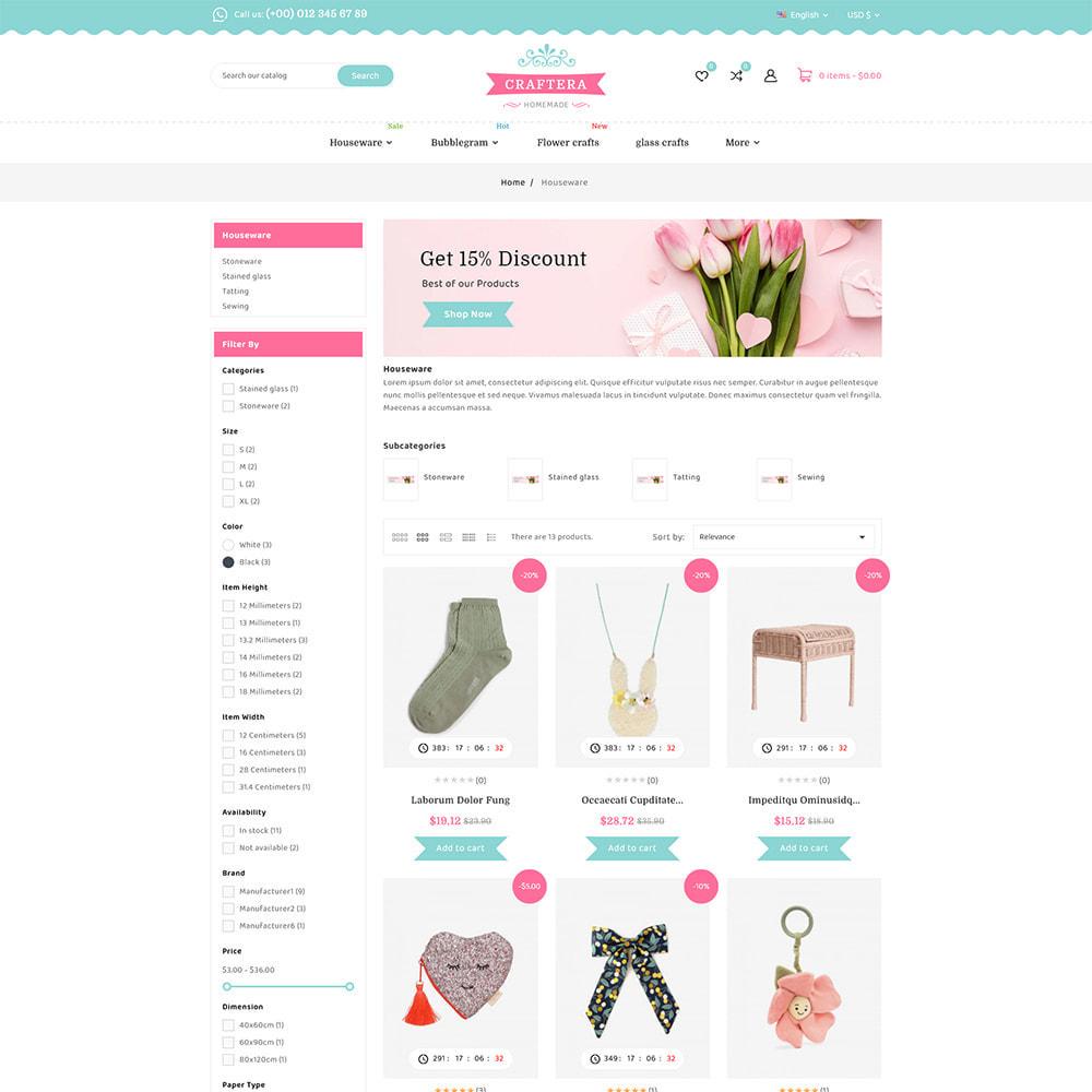 theme - Regalos, Flores y Celebraciones - Carftera - Gifts Flowers Celebrations Store - 4