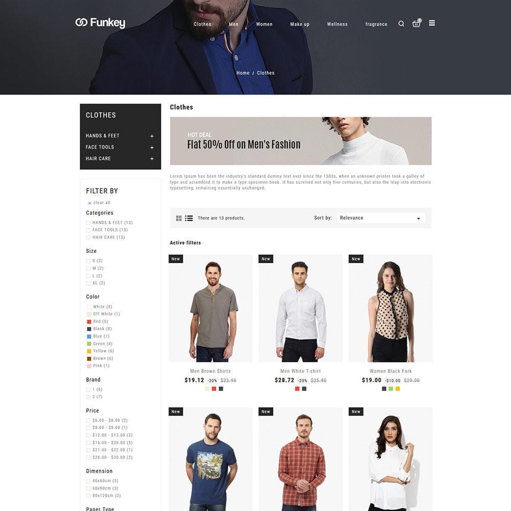 theme - Moda & Obuwie - Odzież modowa - sklep dla kobiet projektantów - 6
