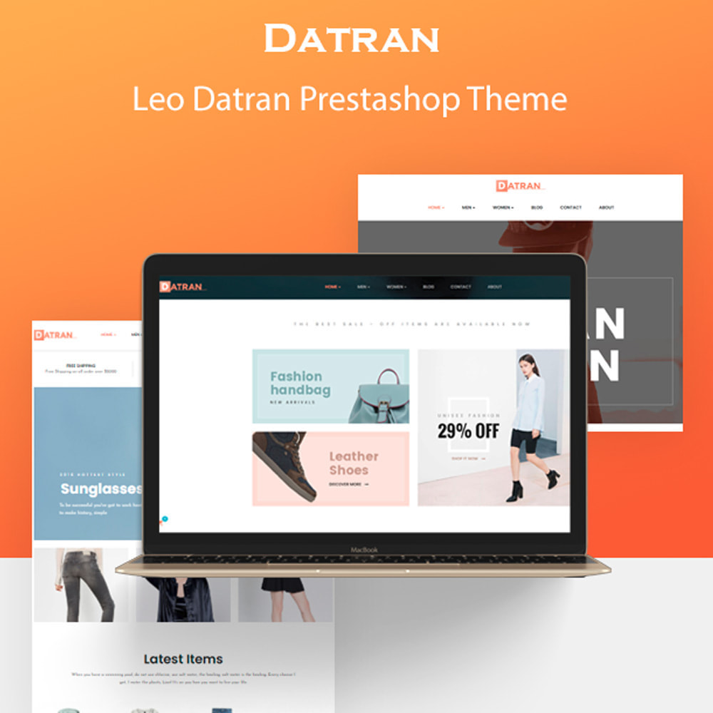 theme - Fashion & Shoes - Bos Datran - 1