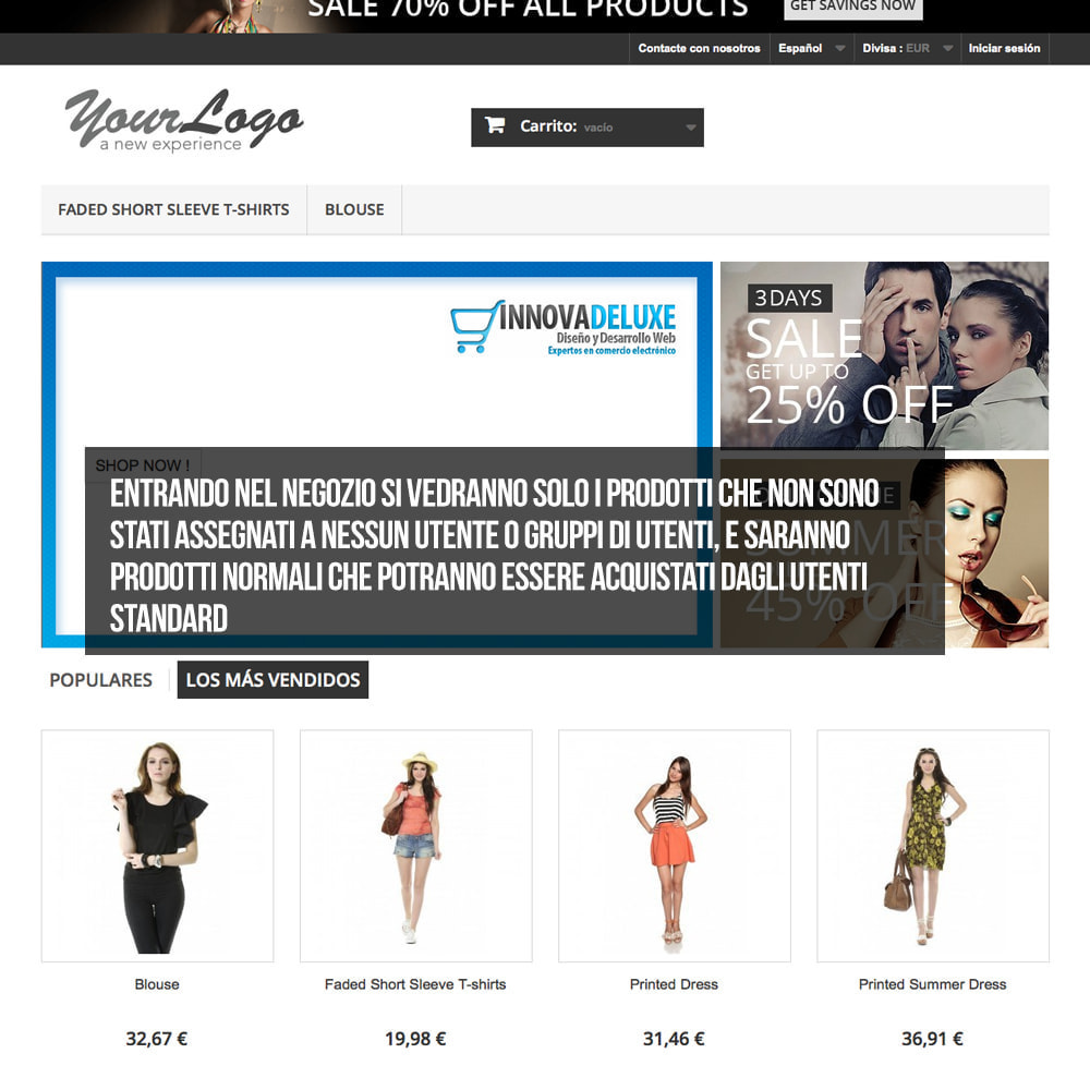 module - B2B - Private products for B2B stores - 8