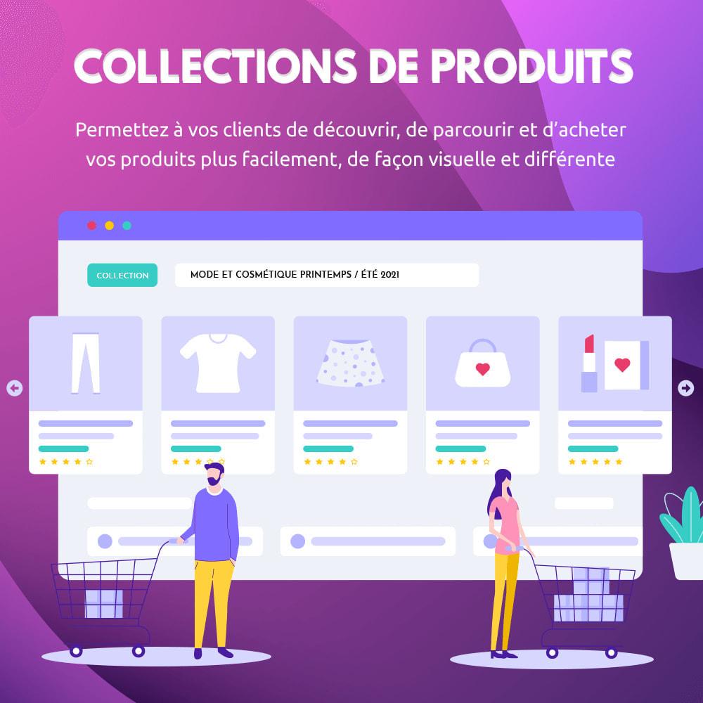 module - Visuels des produits - Collections de Produits - 1