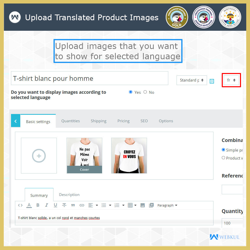 module - International & Localization - Language Specific Product Images - 4