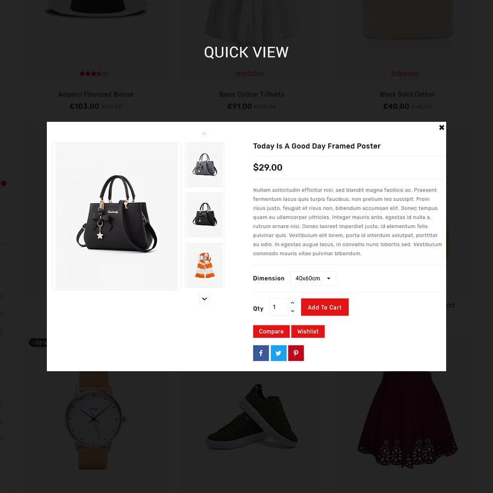 theme - Fashion & Shoes - Zellax - Trendy Online Fashion - 9