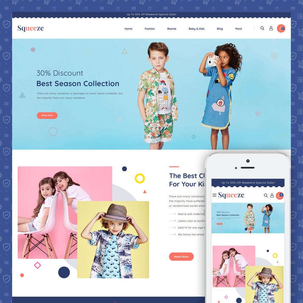 theme - Kinderen & Speelgoed - Squeeze - Kids Cloth Store - 1
