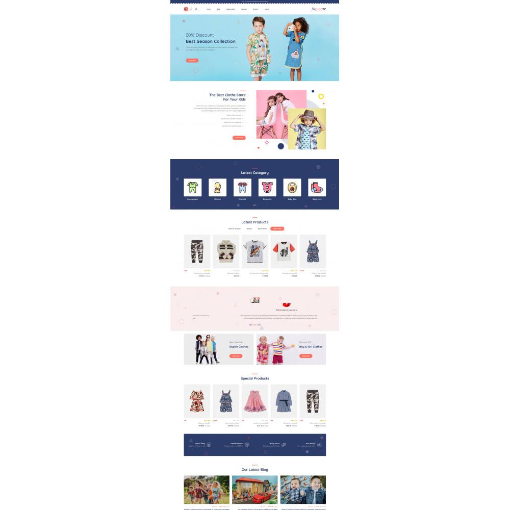 theme - Kinderen & Speelgoed - Squeeze - Kids Cloth Store - 10