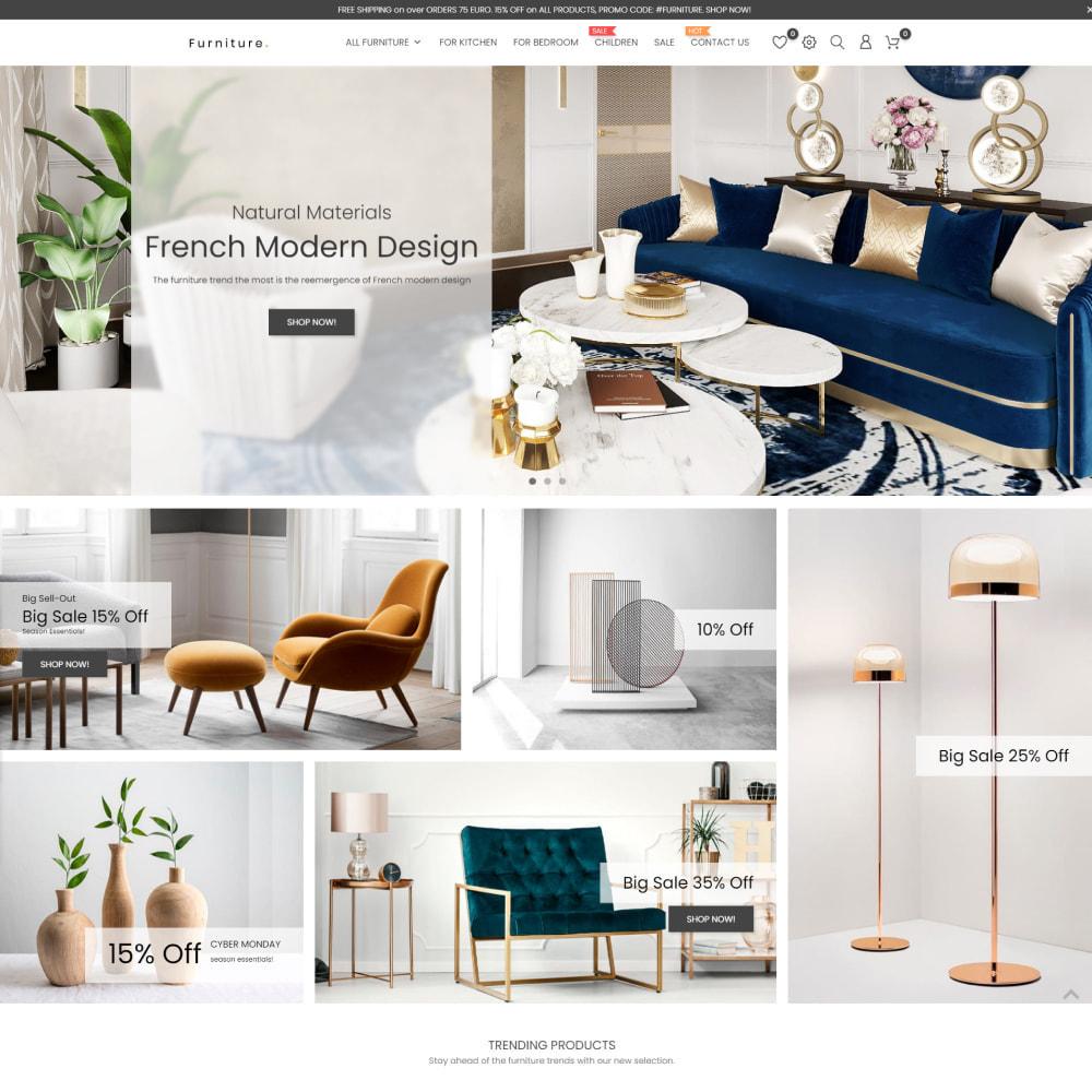 theme - Casa & Jardins - Furniture & Interior - Home & Garden, Decor, Kitchen - 2