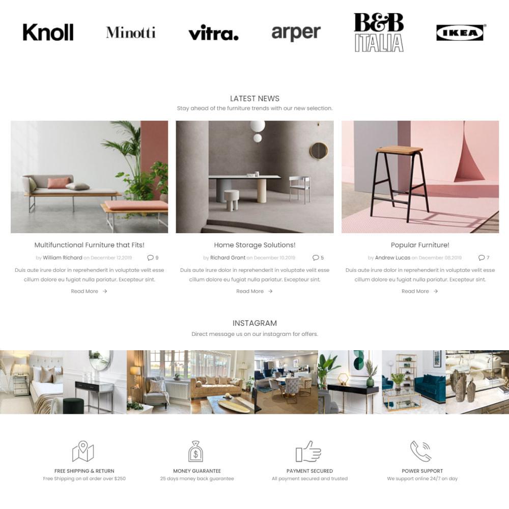 theme - Casa & Jardins - Furniture & Interior - Home & Garden, Decor, Kitchen - 4
