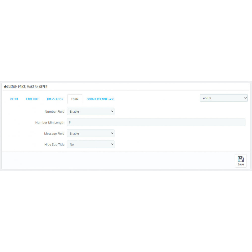 module - Price Management - Custom Price | Make an Offer | Offer Price - 3
