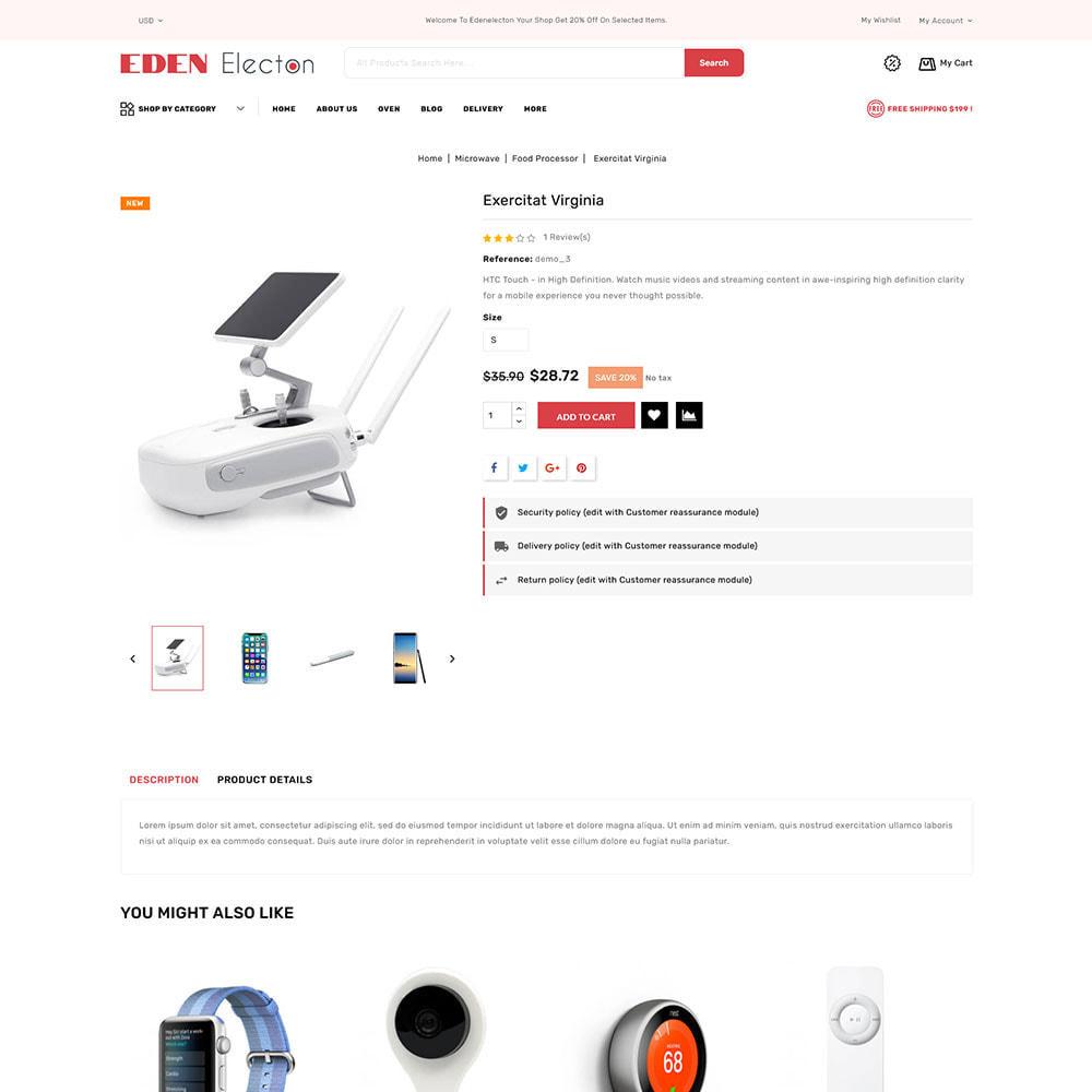 theme - Electronique & High Tech - Edenelecton - Electronics Store - 5