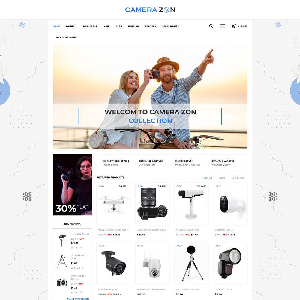 theme - Electronics & Computers - Camerazon - Camera Store - 2
