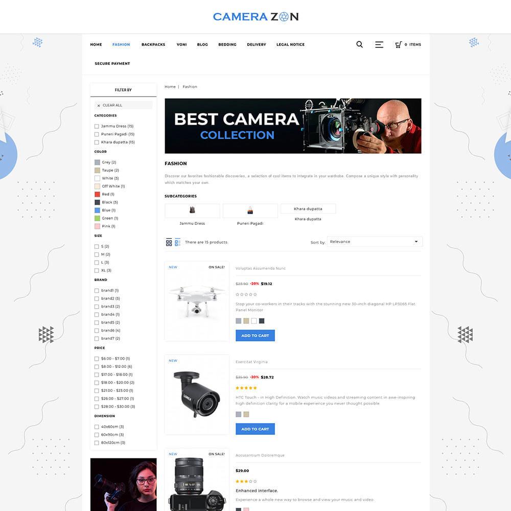 theme - Electronics & Computers - Camerazon - Camera Store - 4