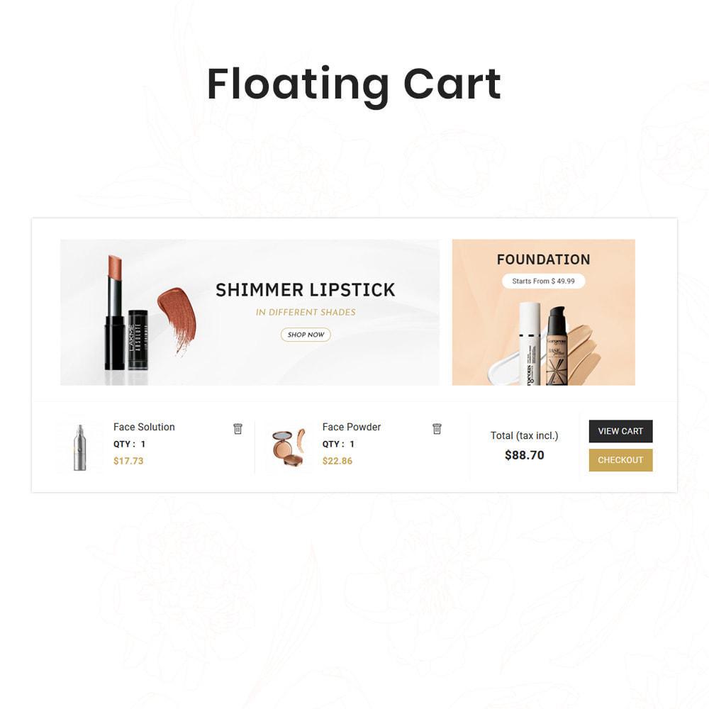 theme - Santé & Beauté - Sephora Mega Bio–Cosmetics Health–Beauty Super Store - 5
