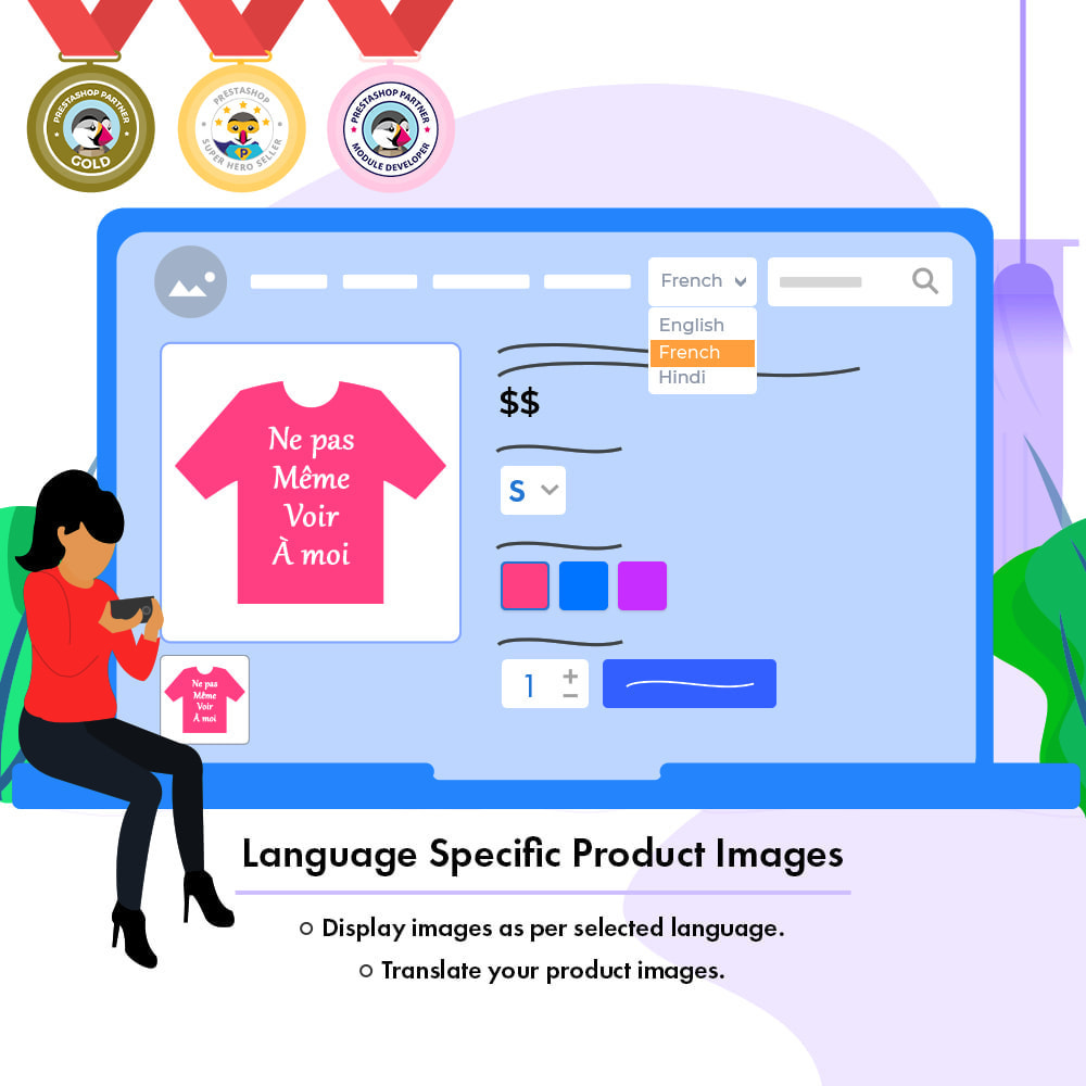 module - International & Localization - Language Specific Product Images - 1