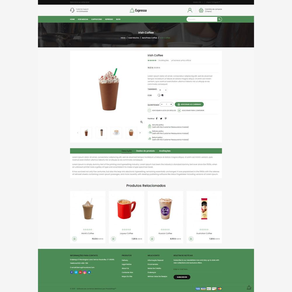 theme - Alimentos & Restaurantes - Expresso Coffee Store - 4