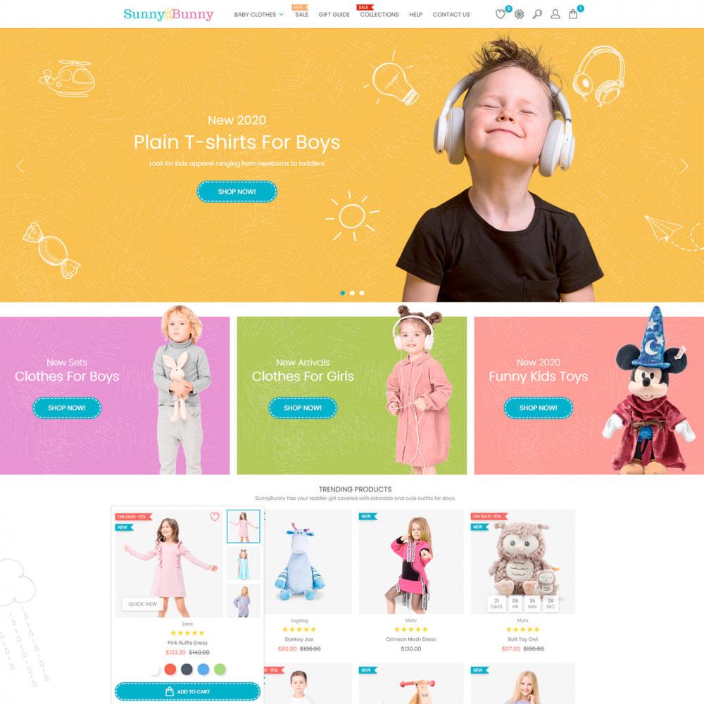 theme - Enfants & Jouets - Kids & Toys - Clothes & Shoes, Fashion, Baby, Joy - 2