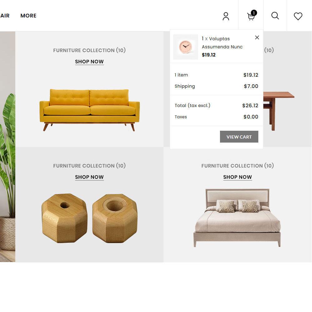 theme - Home & Garden - Poshdollar - Furniture Store - 2