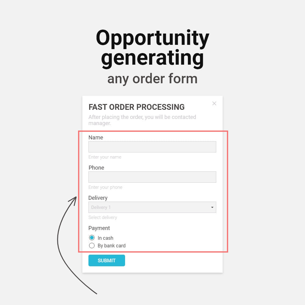 module - Express Checkout Process - One Click Order - 11