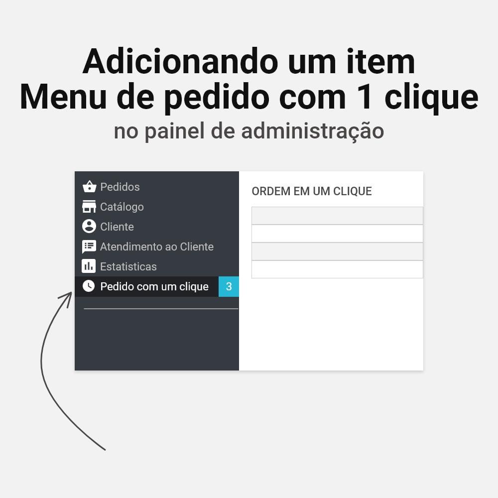 module - Processo de pedido - Pedido com um clique - 9