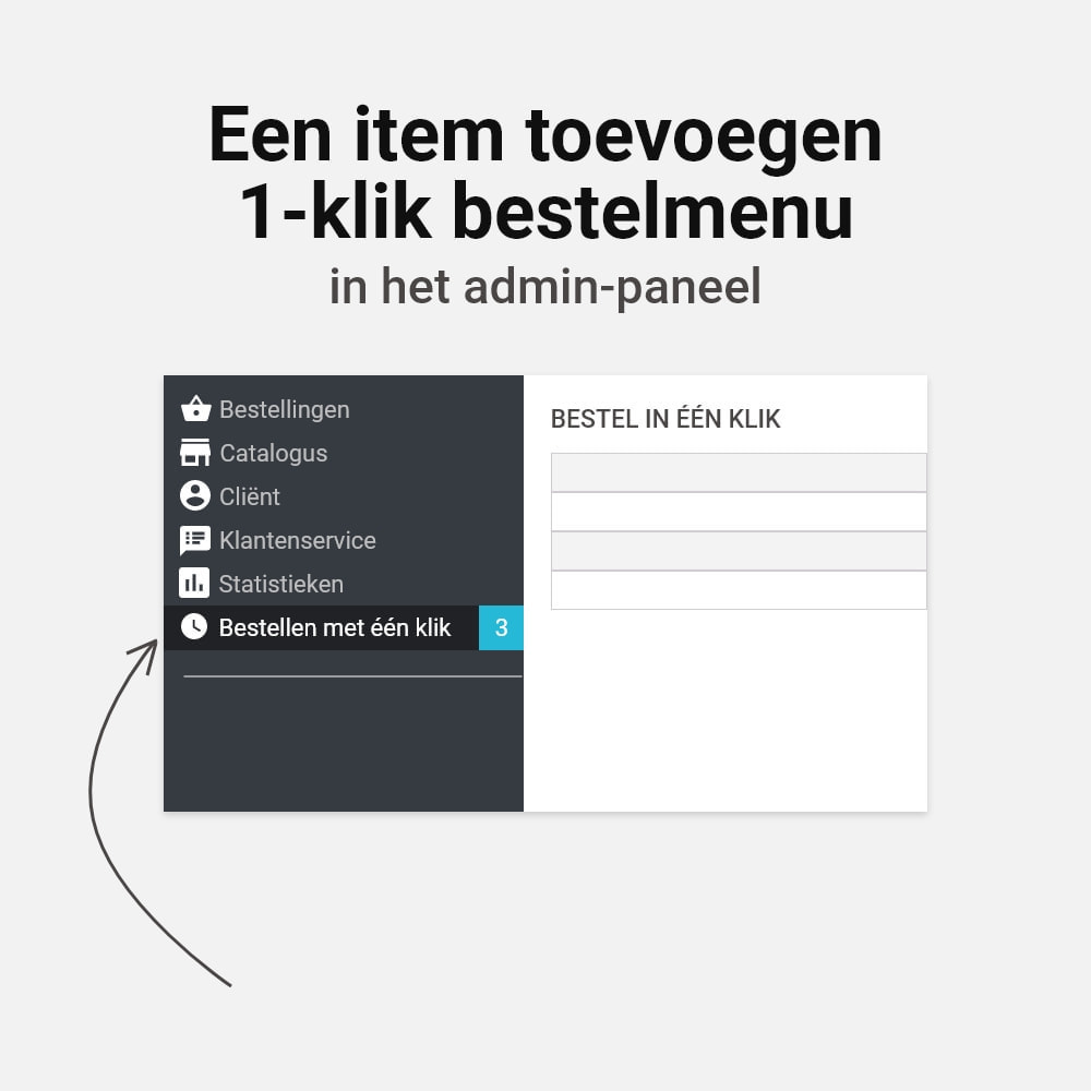 module - Bestelproces - Bestel met één klik click - 9