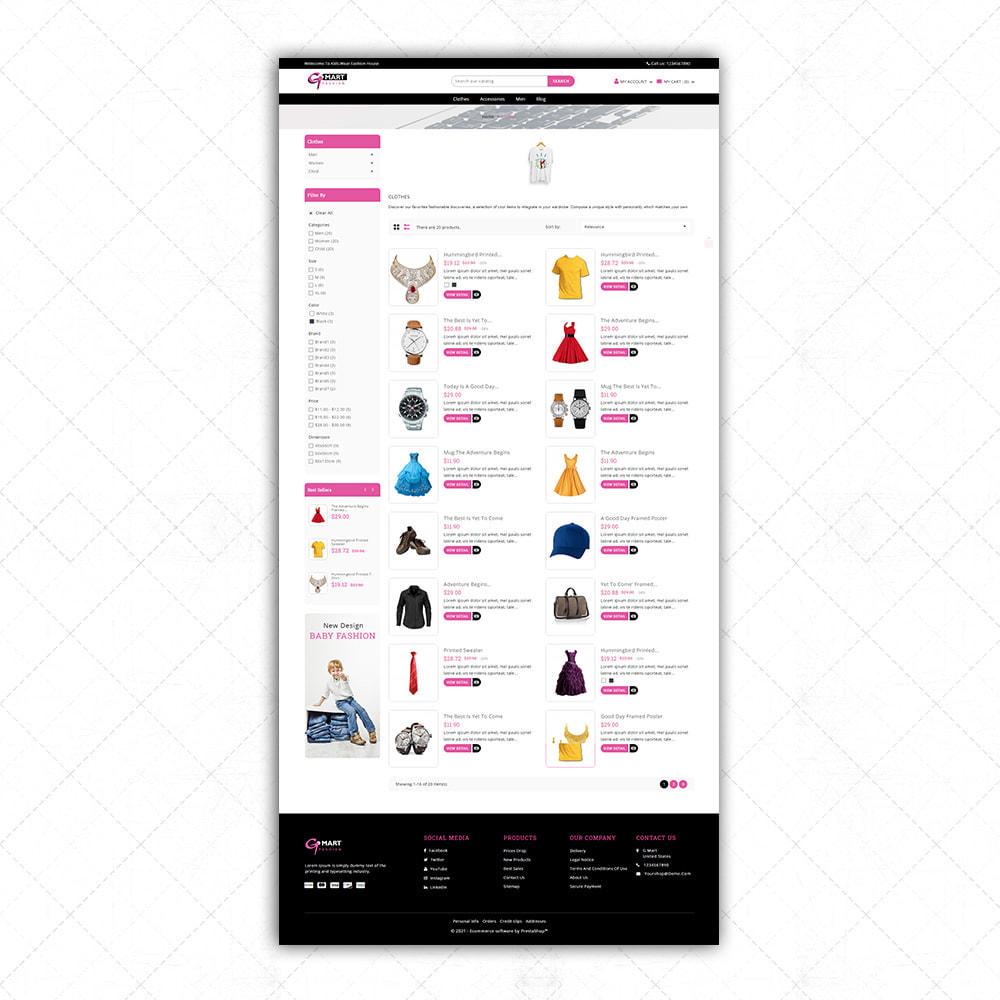 theme - Fashion & Shoes - G-Mart - 4