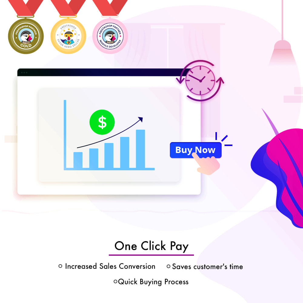 module - Bestelproces - One Click Pay | Hassle Free Checkout - 2