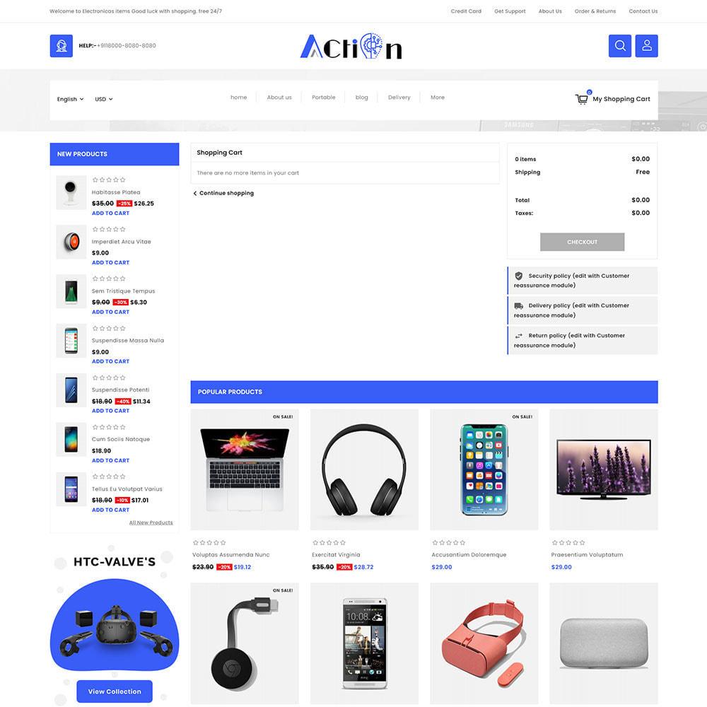 theme - Electronics & Computers - Action Electronics Store - 7