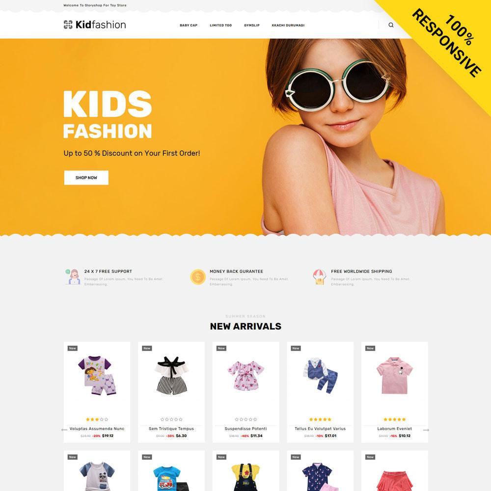 theme - Kinderen & Speelgoed - Kidfashion - Kids Fashion - 1
