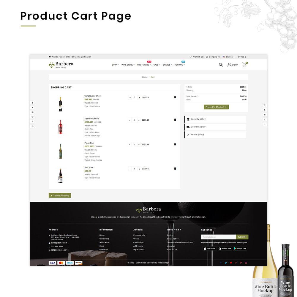 theme - Napoje & Wyroby tytoniowe - Barbera Mega Wine–Vin Liquor–Alcohol Super Store - 5