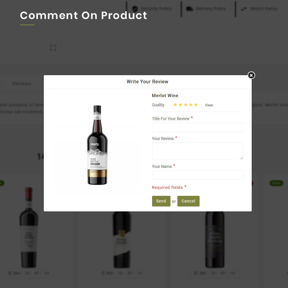 theme - Napoje & Wyroby tytoniowe - Barbera Mega Wine–Vin Liquor–Alcohol Super Store - 11