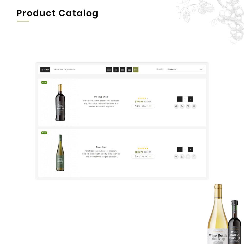 theme - Napoje & Wyroby tytoniowe - Barbera Mega Wine–Vin Liquor–Alcohol Super Store - 12