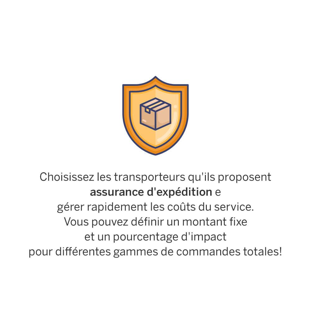 module - Frais de port - Expédition assurée - 1