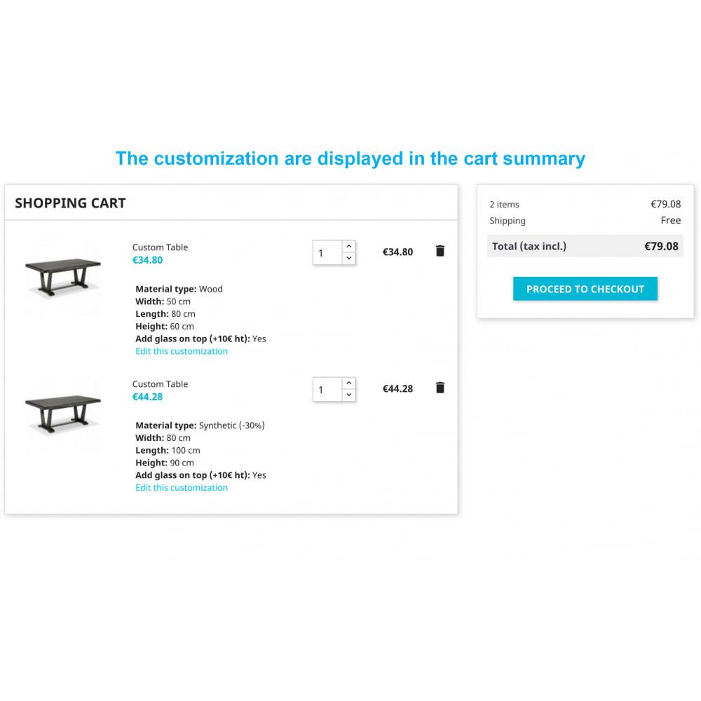 module - Sizes & Units - Dynamic Product Price - 3