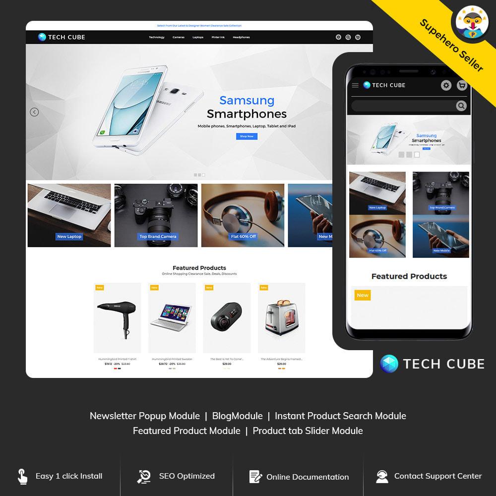 theme - Electronics & Computers - Electronics Mobile - Computer Digital Drone Store - 1